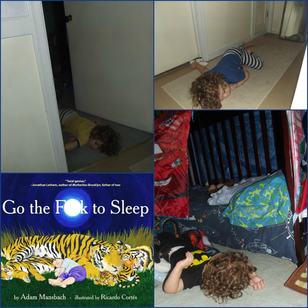 Tips for getting your little one to sleep