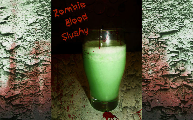 Zombie Blood Slushy