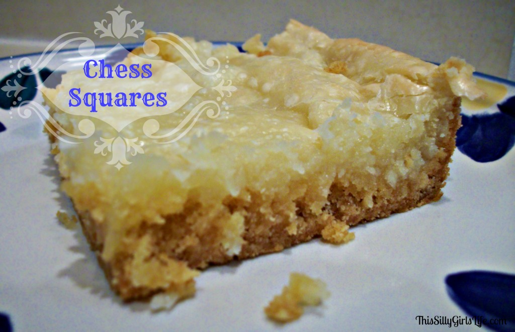 Guest Post! This Silly Girl's Life Chess Squares