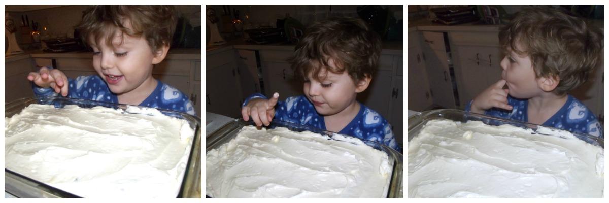 Ho Ho Cake thief