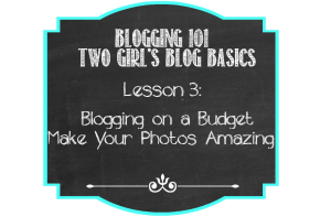 Budget Blogging Photos