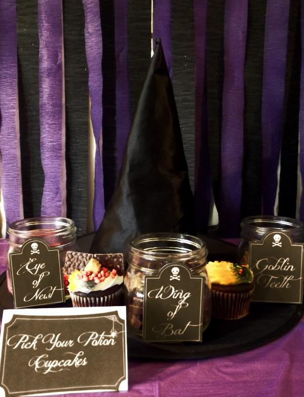Pick Your Potion Cupcakes #shop