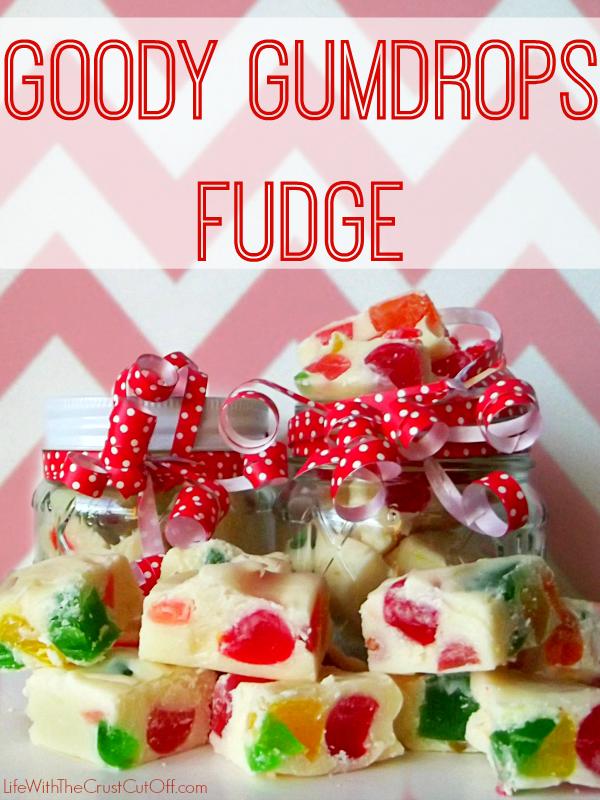 Goody Gumdrops Fudge