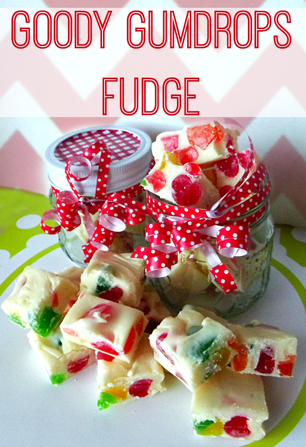 Goody Gumdrops Fudge