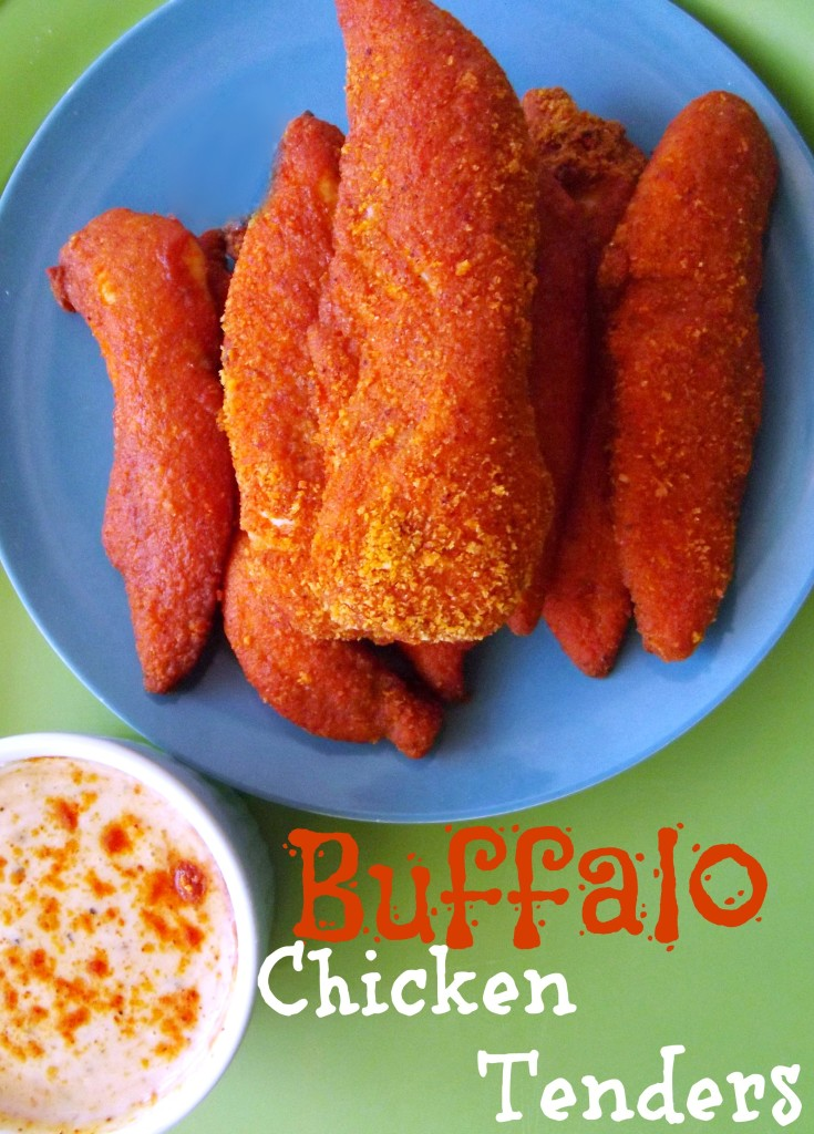 Buffalo Chicken Tenders #shop #cbias