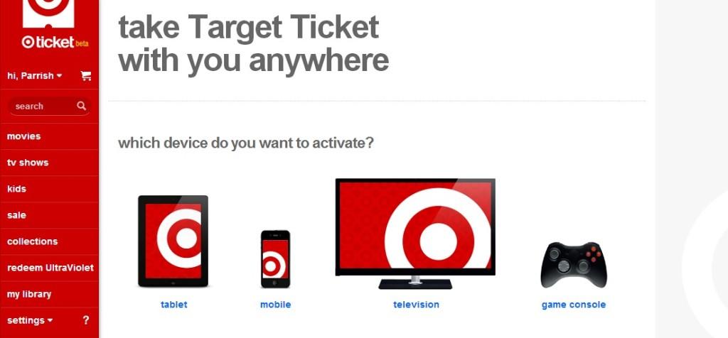 Target Ticket devices #shop #cbias