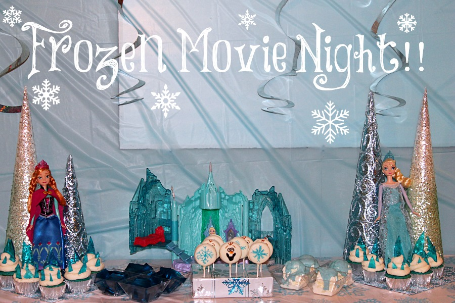 Frozen Movie Night #FROZENFun, #collectivebias