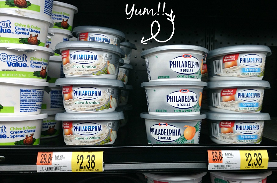 Philly Cream Cheese #CollectiveBias