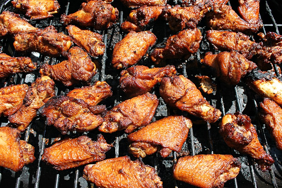 Grilled Wings #whatsgrillin #CollectiveBias