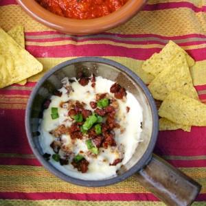 Chorizo Cheese Dip-6- simplelivingeating