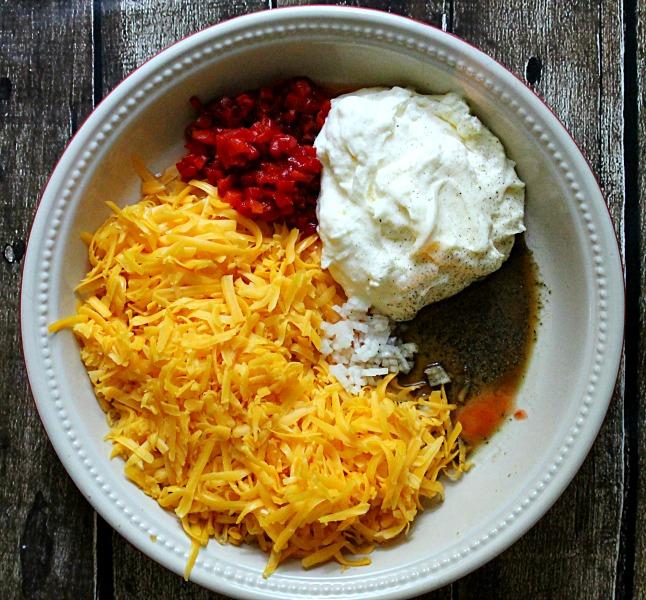 Pimento Cheese Potato Salad