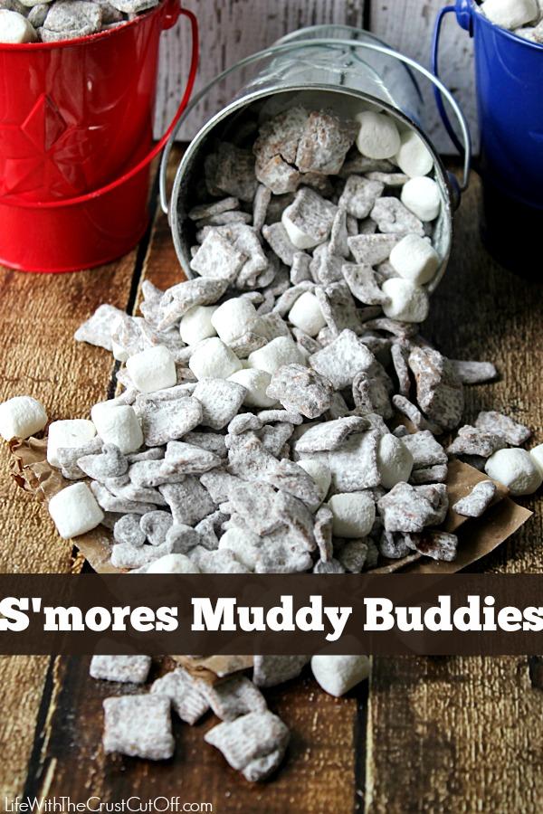 Smores Muddy Buddies