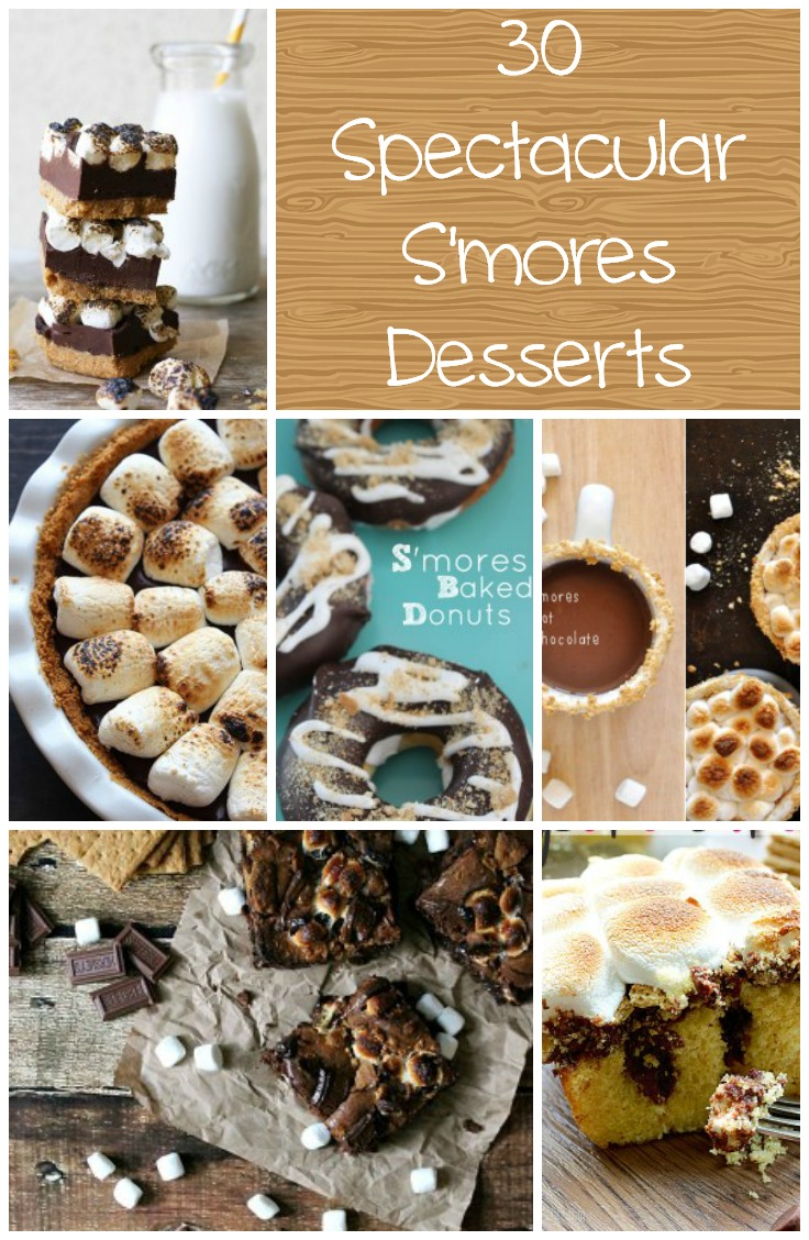 S Mores Ice Cream Cake Cook S Country