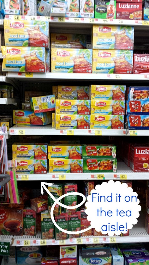 Lipton Tea In Store #TEArifficPairs #CollectiveBias