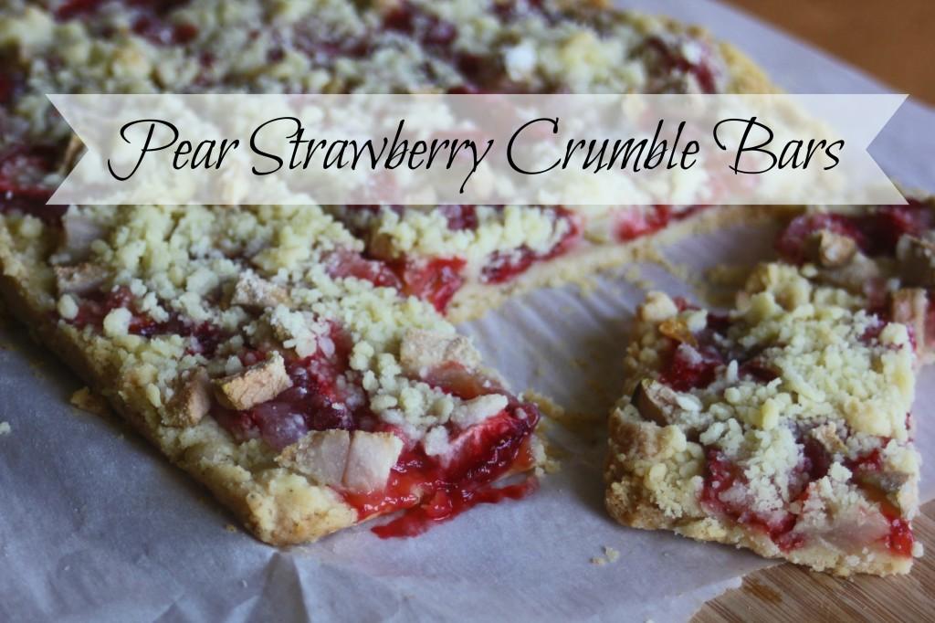 Pear Strawberry1