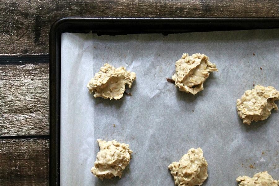 Lemon Oatmeal Iced Tea Cookie Dough #AmericasTea #CollectiveBias