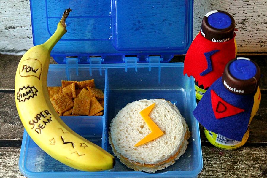 Superhero Lunch #FoodMadeSimple #CollectiveBias