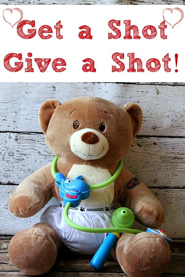 Give a shot #GiveaShot #CollectiveBias