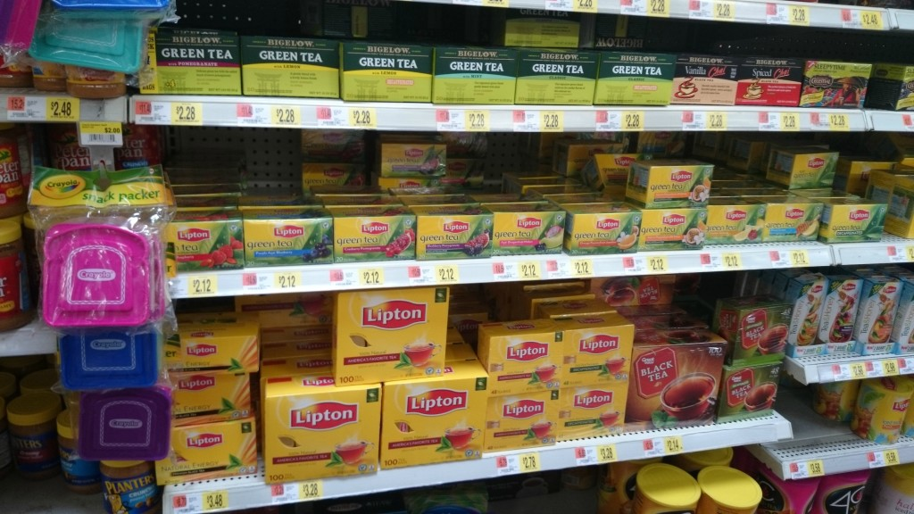 Lipton Tea Store #TEArifficPairs #CollectiveBias