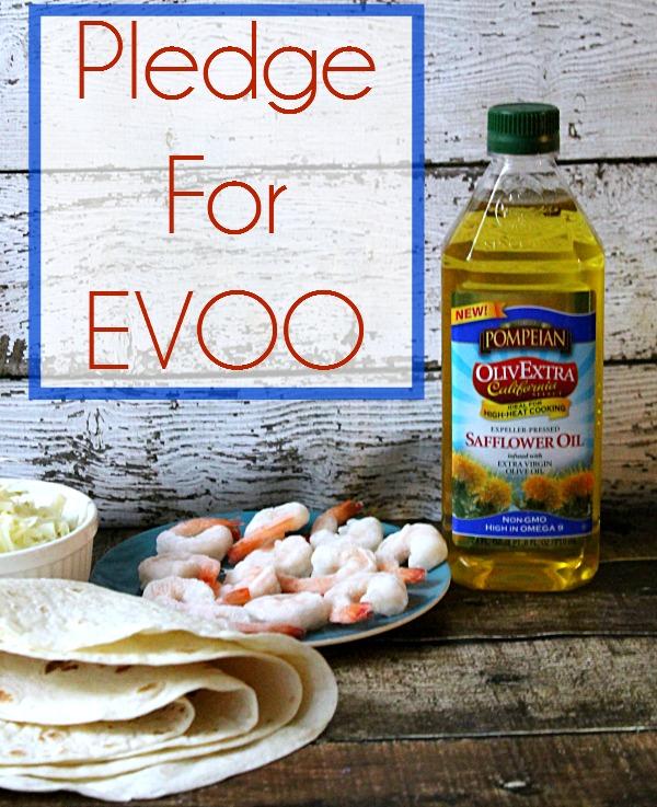 Pledge for EVOO