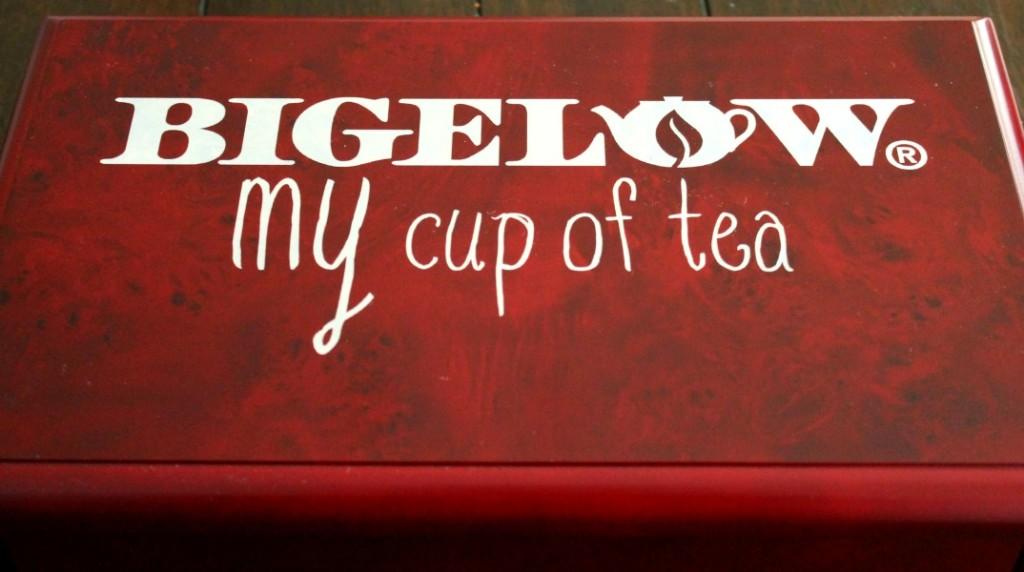Bigelow Chest #BigelowVIP #Americas Tea
