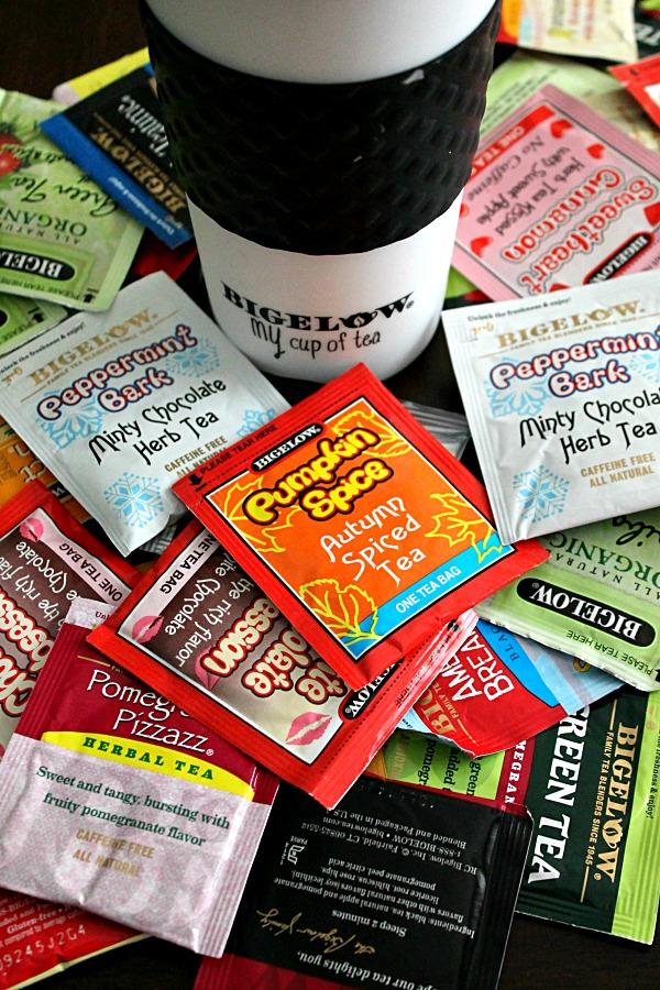 Yay Tea!! #AmericasTea #BigelowVIP