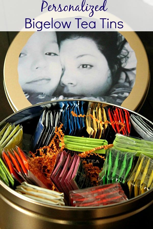 Get a personalized Bigelow Tea Tin!  #AmericasTea #BigelowVIP #CollectiveBias
