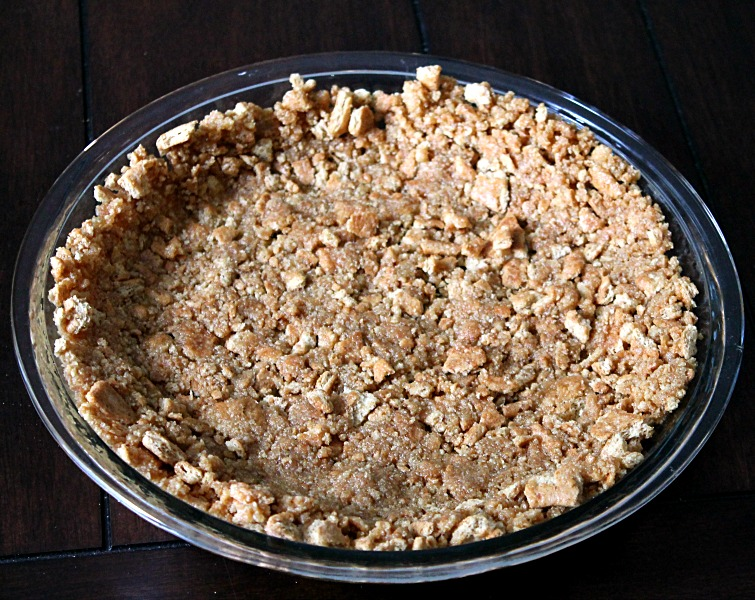Graham Cracker Crust #PBandG  #CollectiveBias
