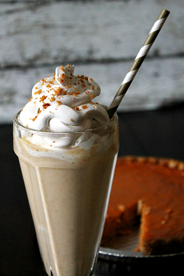 Pie Shake #ThankfullySweet #CollectiveBias