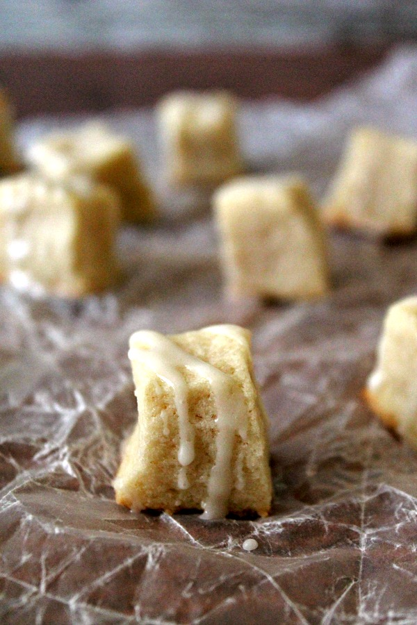 Shortbread Bites  #AmericasTea #BigelowVIP #CollectiveBias