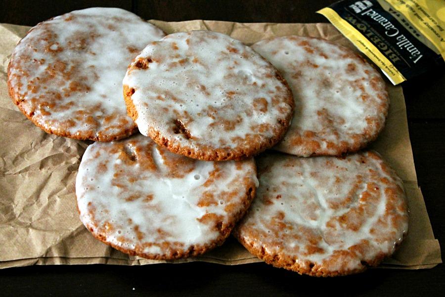 Vanilla Caramel Tea Molasses Cookies #AmericasTea #CollectiveBias