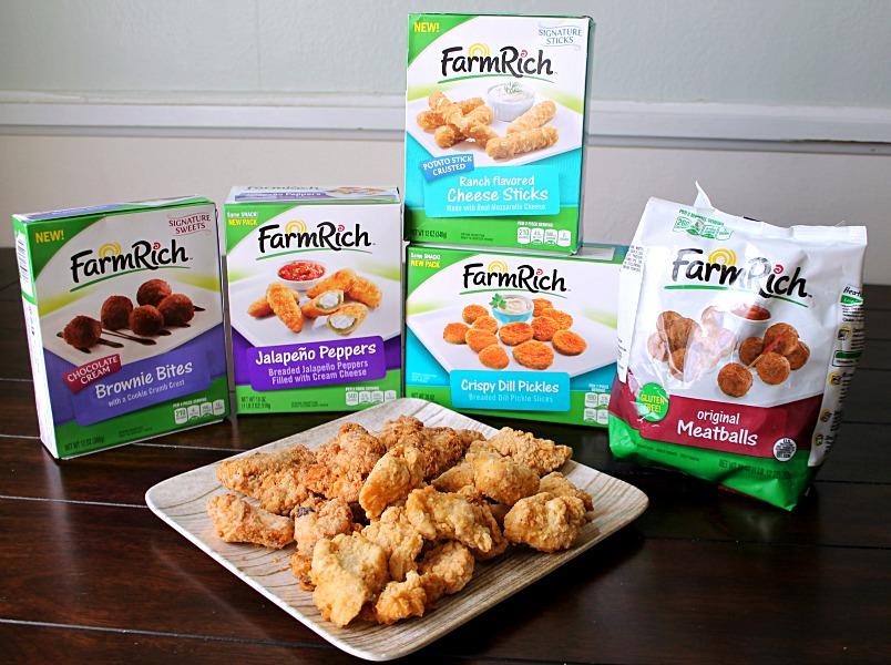 Farm Rich Products