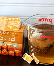 Bigelow Salted Caramel Tea #AmericasTea #CollectiveBias