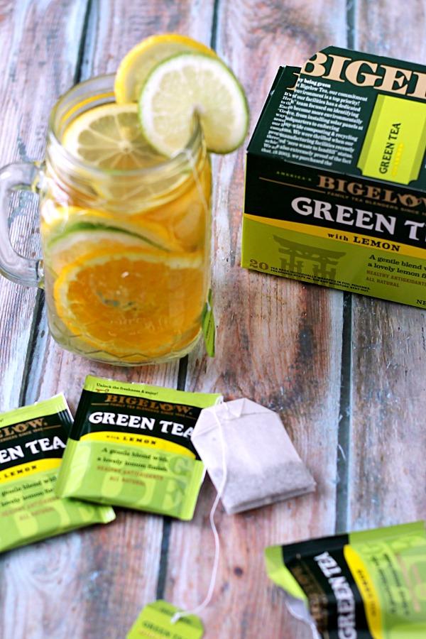 Bigelow Green Tea  #AmericasTea #CollectiveBias