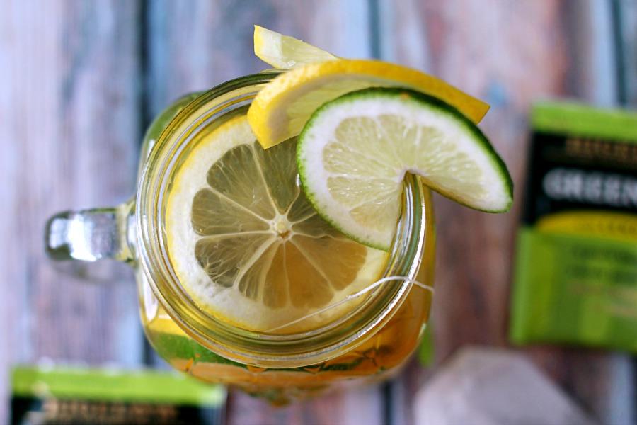 Citrus Green Tea, yum!  #AmericasTea #CollectiveBias
