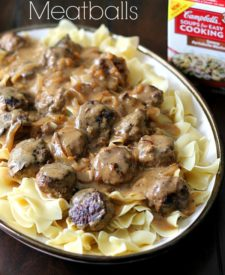Yummy-Salisbury-Steak-Meatballs.-Easy-dinner-to-make-you-a-WeekNightHero-CollectiveBias-1