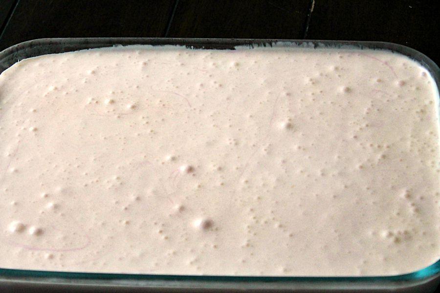 Freeze your no bake cheesecake #FireUpTheGrill #CollectiveBias