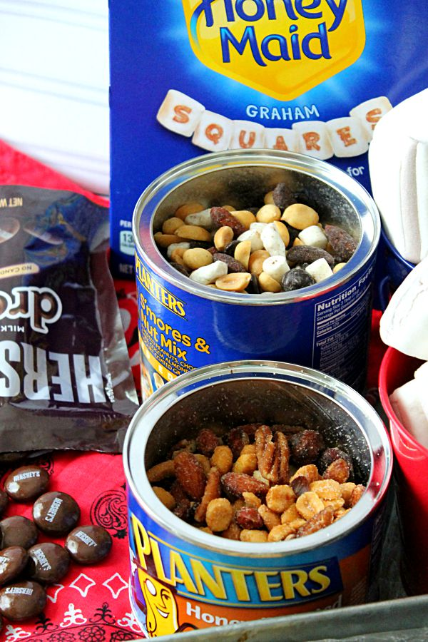 Nuts for S'mores #LetsMakeSmores #CollectiveBias