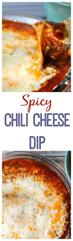 Spicy Chili Cheese Dip
