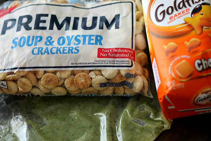 Ranch Cracker Ingredients