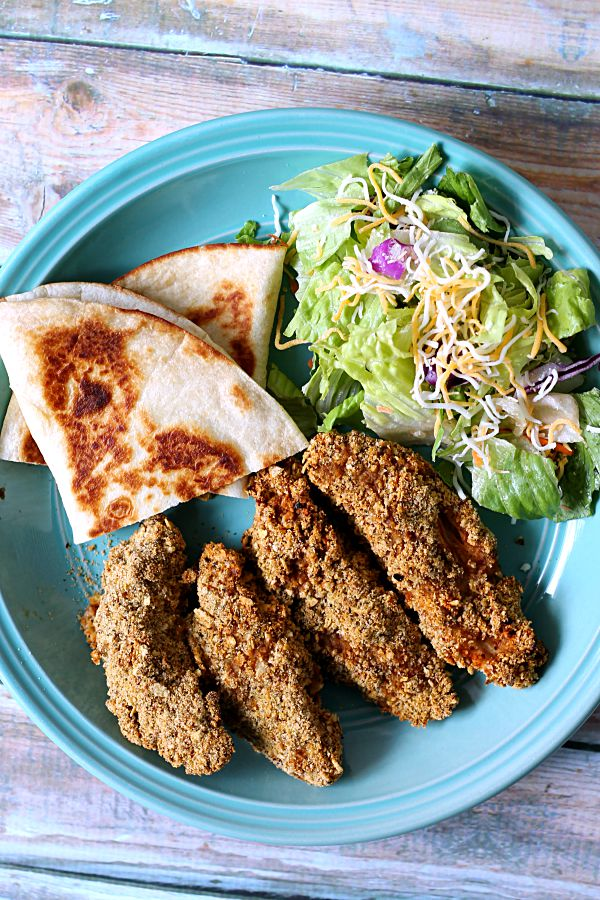 The Good Table® Southwestern Chicken Tenders