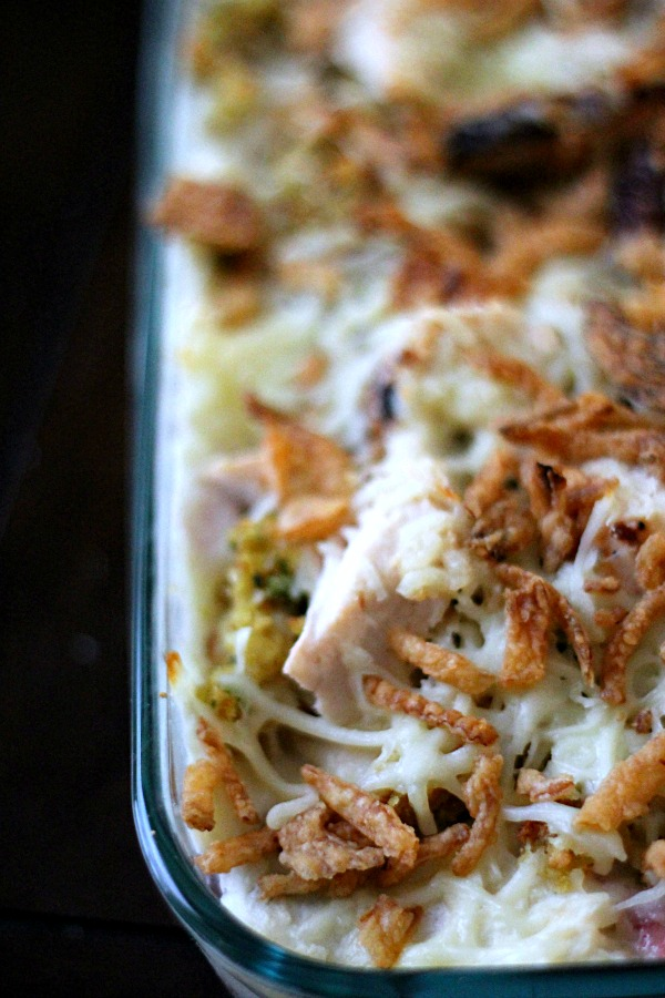Baked Thanksgiving Casserole