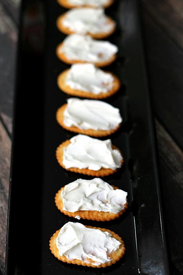 Cream Cheese Crackers