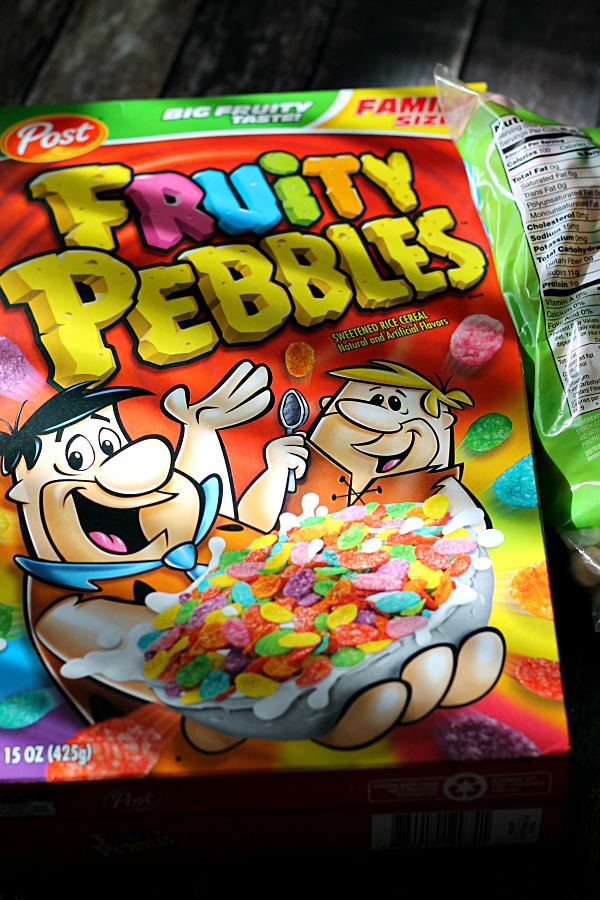 Post Fruity Pebbles