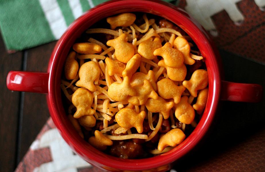 Goldfish Chili