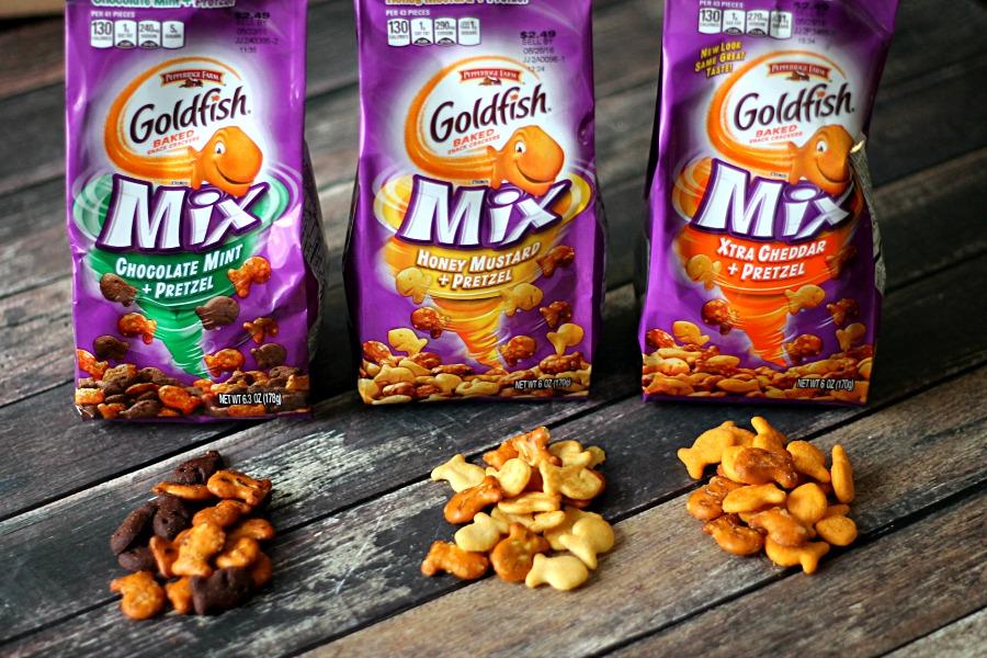 Goldfish Fiesta Snack Mix Recipe — Dishmaps