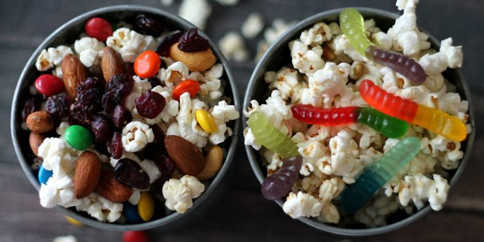 JOLLY TIME Pop Corn; the best for movies!