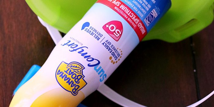 Surviving Summer with Banana Boat® and OFF®!