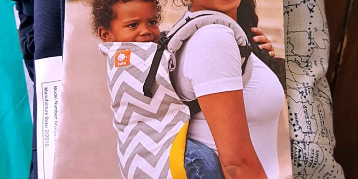 My favorite Tula Carrier from CozyRoo!