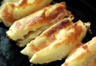 Creamy Potato Wedges